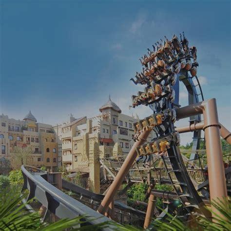 Action and rides - Phantasialand