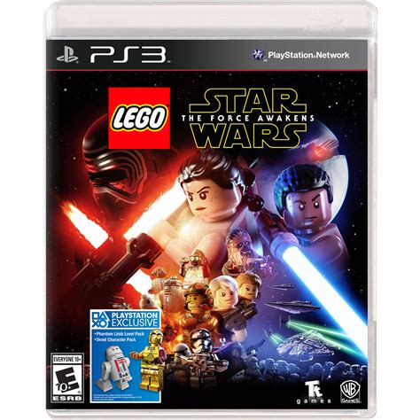 Lego Star Wars The Force Awakens Ps3 1000591526 Bh Photo