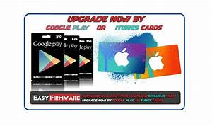 Google Play Gift Card & iTunes Gift Card