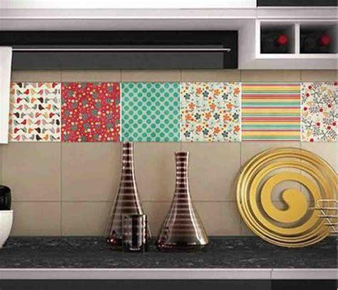 azulejos de vinilo  redecorar la cocina home sweet