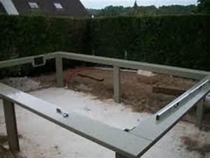 Preparation Terrain Pour Piscine Hors Sol Tubulaire : galerie photos montage piscine rectangulaire 5mx3m montage ~ Premium-room.com Idées de Décoration