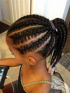 64 Cool Braided Hairstyles for Little Black Girls Page 2 of 7