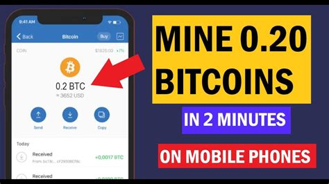 How to hack bitcoin mining app and get 0.8 bitcoin everyday. Bitcoin Mining SoftwareApp For Android 2020 Mine 0.2 BTC In 2