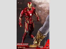 Hot Toys Infinity War Iron Man Diecast