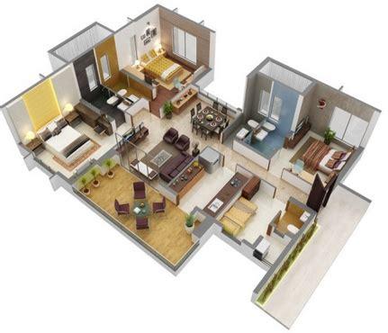 tips  contoh denah rumah minimalis   kamar