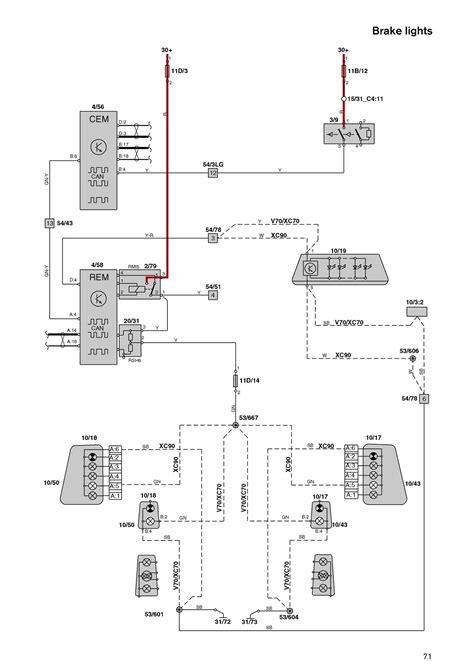 volvo 240 light wiring free wiring diagram