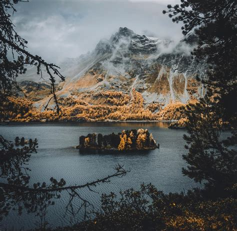 Year Old Landscape Photography Captures Epic Mountain