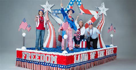 Parade Float Supplies Now by Land Of The Free Parade Float Kit