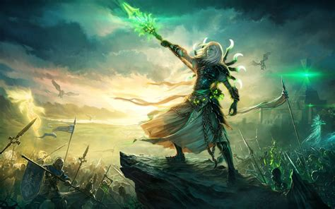 fantasy art video games heroes warcraft wallpapers hd