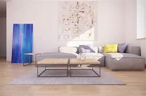 Wohnzimmer Bilder Modern : bilder f r wohnzimmer 20 tipps und moderne gestaltungsideen ~ Michelbontemps.com Haus und Dekorationen