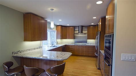 Over Island Kitchen Lighting - how to improve your home with led lighting tested