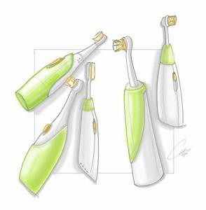Electric Toothbrush Sketch  Electric Toothbrush Drawing