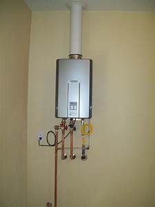 Water Heaters  Why You Should Consider Going Tankless