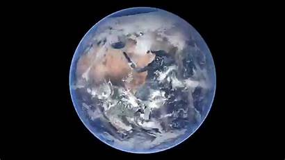 Earth Nasa Animation Weather Satellite Lapse Season
