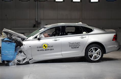 Euro Ncap Rates Volvo S90 And V90 As Most Safest Cars