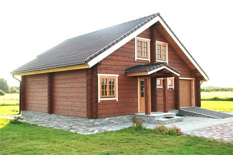 Wooden Houses : Good Tips For Painting A Wooden House