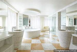 top 6 australian luxury hotel bathrooms completehome With bathroom spa baths melbourne