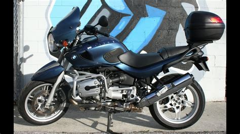 2005 Bmw R1150r ... Only 16,500 Miles On This Beautiful