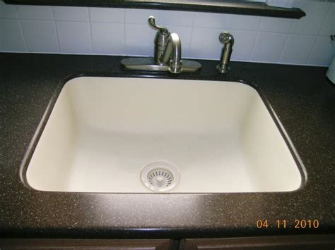 karran undermount sink with laminate j d custom cabinets countertops