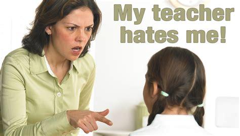 teacher hates