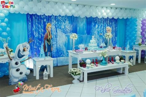 karas party ideas frozen birthday party ideas decor