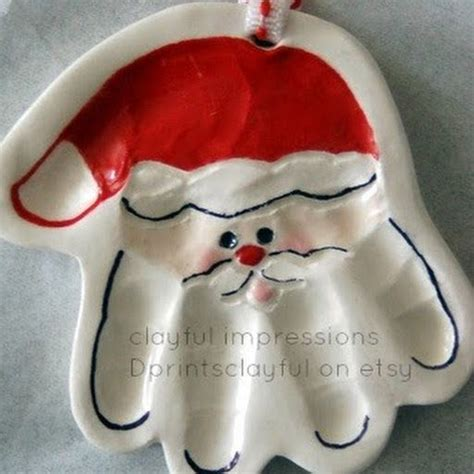 Handprint And Footprint Art My Top 10 Favorite Christmas