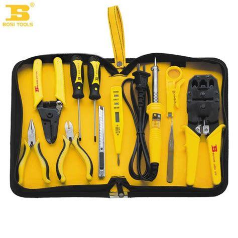 tools bosi tool telecommunication 11pcs soldering persian telecommunications dremel iron groups piece kit