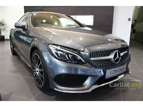Mercedes-benz C250 2017 2.0 In Selangor Automatic Coupe