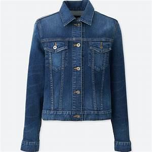 WOMEN Denim Jacket | UNIQLO