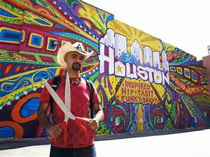 Discovering Houston on the Cheap: Gonzo247 (Mario