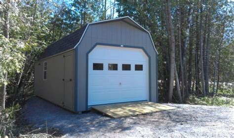 Shed For Sale Ottawa by Portable Garage Sheds 187 Country Sheds