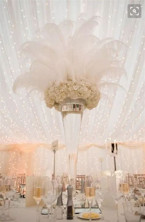 30 Great Gatsby Vintage Wedding Ideas for 2018 Trends in