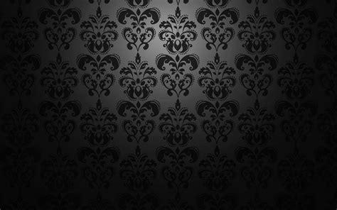 Tapete Schwarz Muster by Teste Padr 227 O Preto Do Papel De Parede Hd