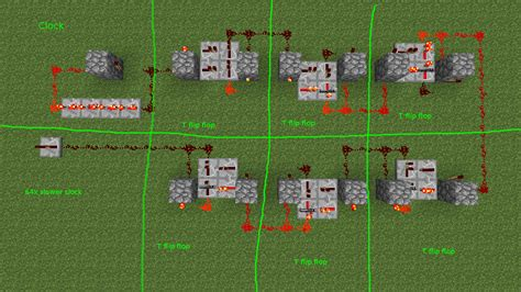 Minecraft How Create Very Long Delay With