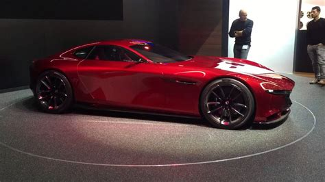 Mazda Rx-vision Rotary Sports Car Concept