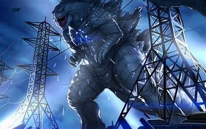 Godzilla Wallpapers Monster Backgrounds Giant Mutant Tanks