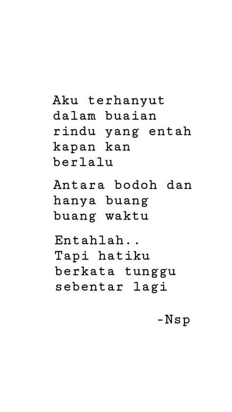 pin  nando febriansyah  poems  quotes quotes