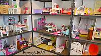 american girl dollhouse HUGE AMERICAN GIRL DOLL HOUSE !! | NEW 2016 Doll House ...