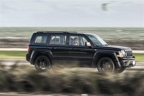 jeep patriot review  patriot blackhawk