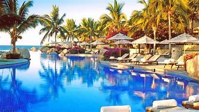 Tropical Resort Pool Standard