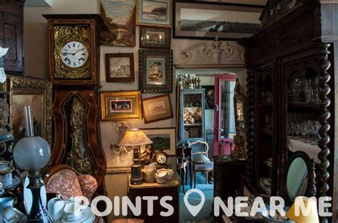 antiques   points