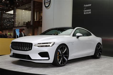 New Cars With by Polestar 1 Greets European In Geneva Motor Trend