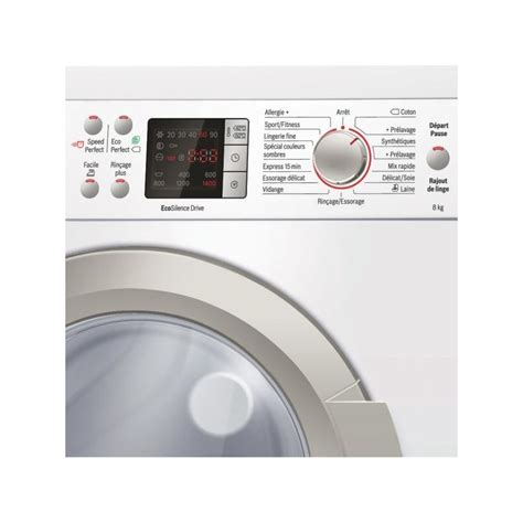 lave linge frontal bosch waq28483ff pogioshop electrom 233 nager moi