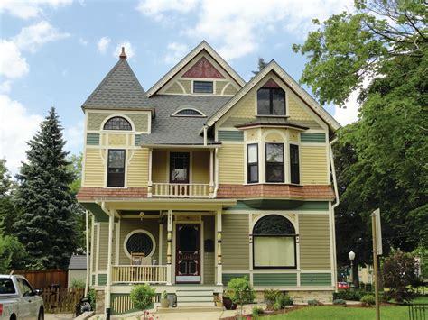 Exterior Paint Color Schemes  Old House Restoration