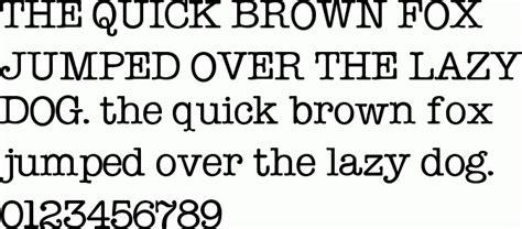American Type Free Font Download