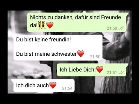 whatsapp chats  traurig suess freunde liebe youtube