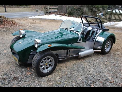 Anyone Own Or Drive A Caterham/lotus Super 7?