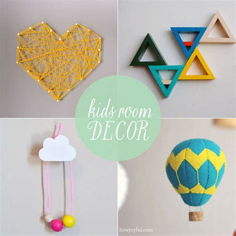 10 Diy Kids Room Decor Ideas Babble