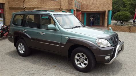 2005 Hyundai Terracan Photos Informations Articles