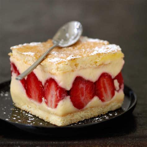 jeux de cuisine aux fraises fraisier facile facile recette sur cuisine actuelle
